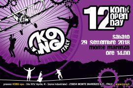 Kong Open Day sabato 29 Settembre a Monte Marenzo, Lecco. Una giornata aperta a tutti per conoscere moschettoni e attrezzi per la sicurezza, usati in alpinismo, soccorso, speleologia, nautica e lavori in quota.