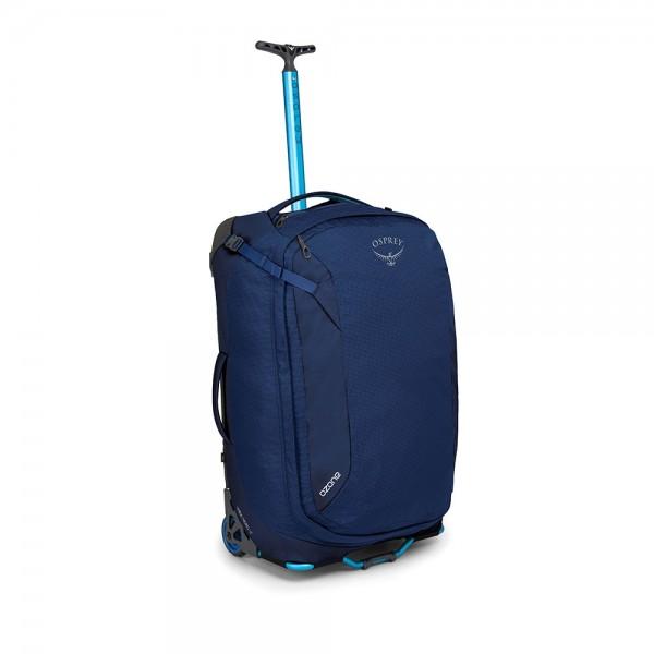Nuovo trolley Ozone di Osprey, leggero e robusto, affidabile e stiloso per viaggiare per piacere o per lavoro in tutto il mondo.