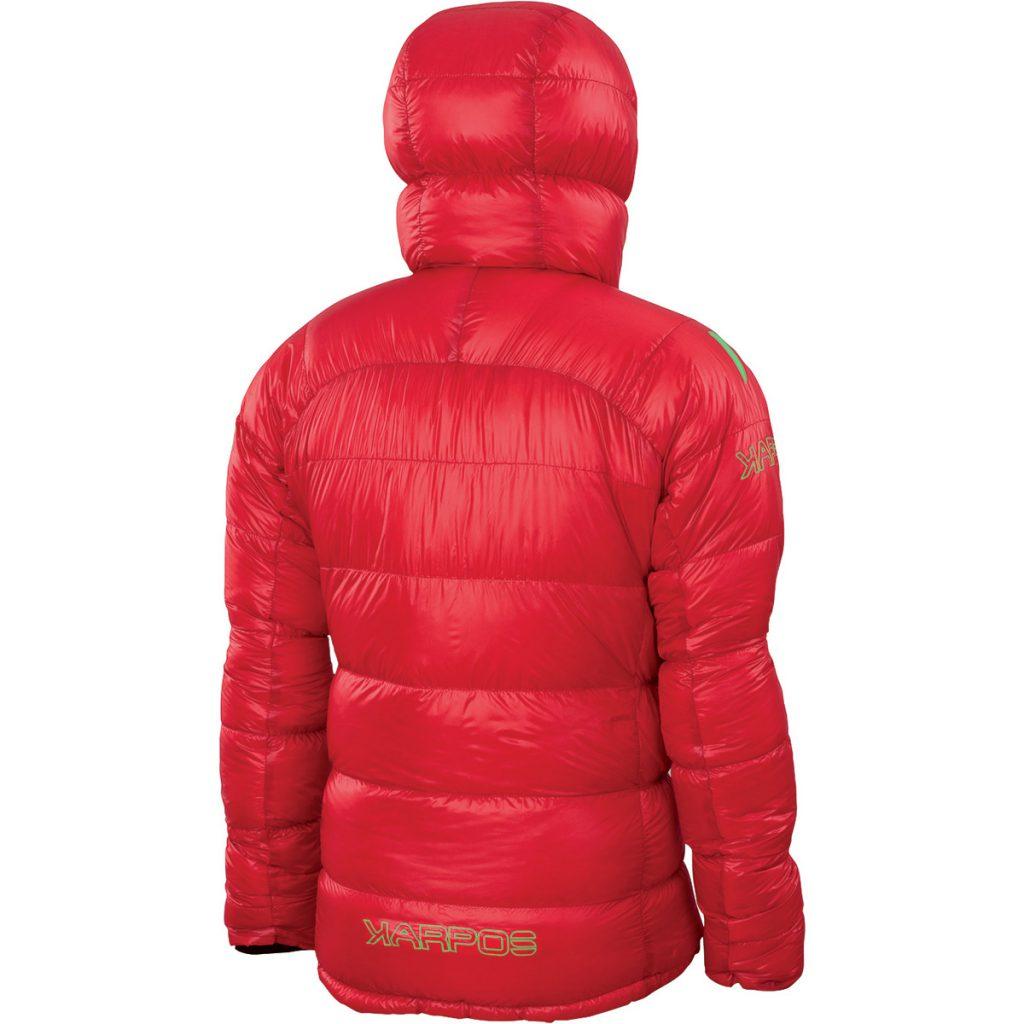 Summit Down Jacket: il nostro piumino più tecnico e performante da tenere sempre con se, anche dentro lo zaino visto il poco peso ed il limitato ingombro