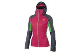Il retro della Giacca invernale per alpinismo Vinson W Jacket di Karpos