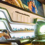 Il negozio La Sportiva a Città del Messico.