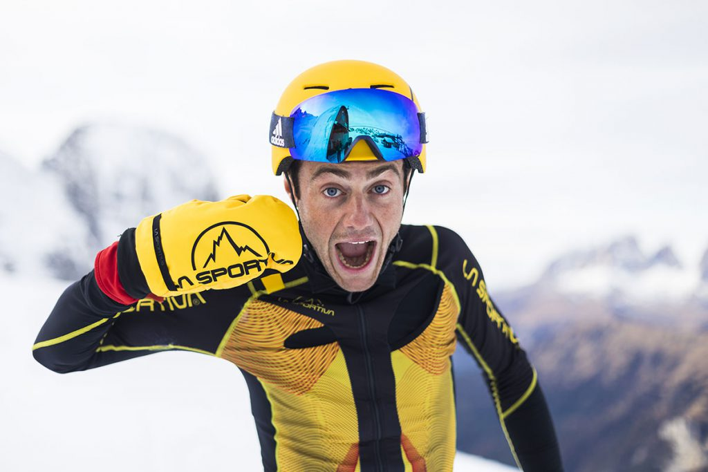 La Sportiva and Michele Boscacci: fresh from the best season in his career, the ski mountaineering world champion reconfirms his sponsorship agreement with the brand from Trentino.