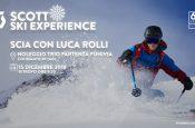 SCOTT Italia ripropone gratuitamente la Ski Experience con la Guida Alpina Luca Rolli il 15 dicembre a Courmayeur Mont Blanc