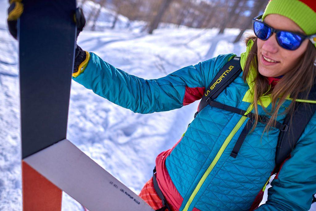 La Sportiva, azienda leader nel mondo outdoor e che dal 2010 si distingue anche per la produzione di scarponi da sci alpinismo e abbigliamento tecnico, sarà presente alle prime quattro tappe del EA7 Emporio Armani Sportour Winter Edition per far conoscere e provare i propri materiali.