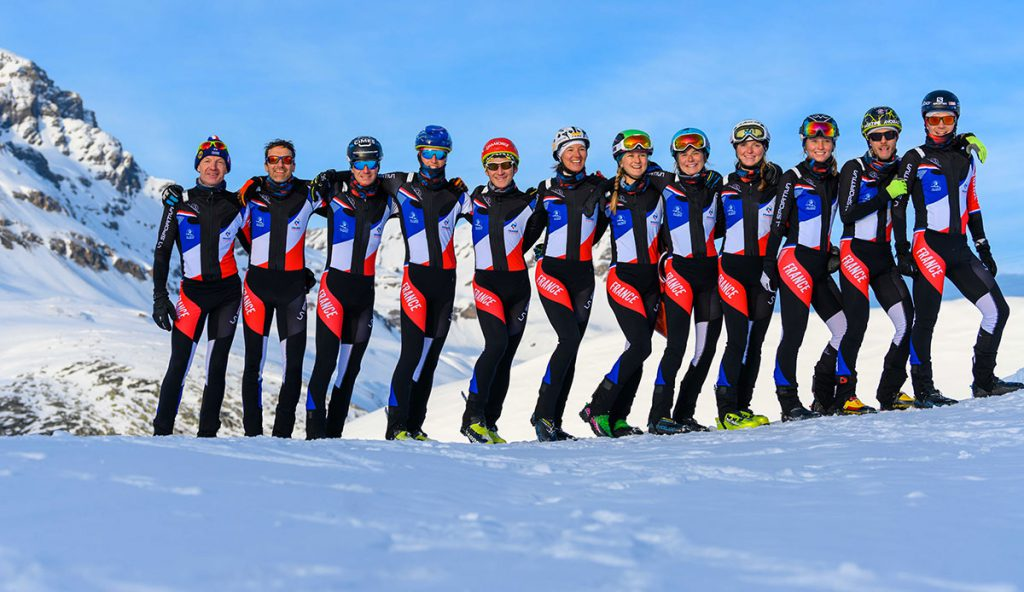 Starting from the 18/19 winter season La Sportiva will dress the French National ski mountaineering team as part of a three-year partnership