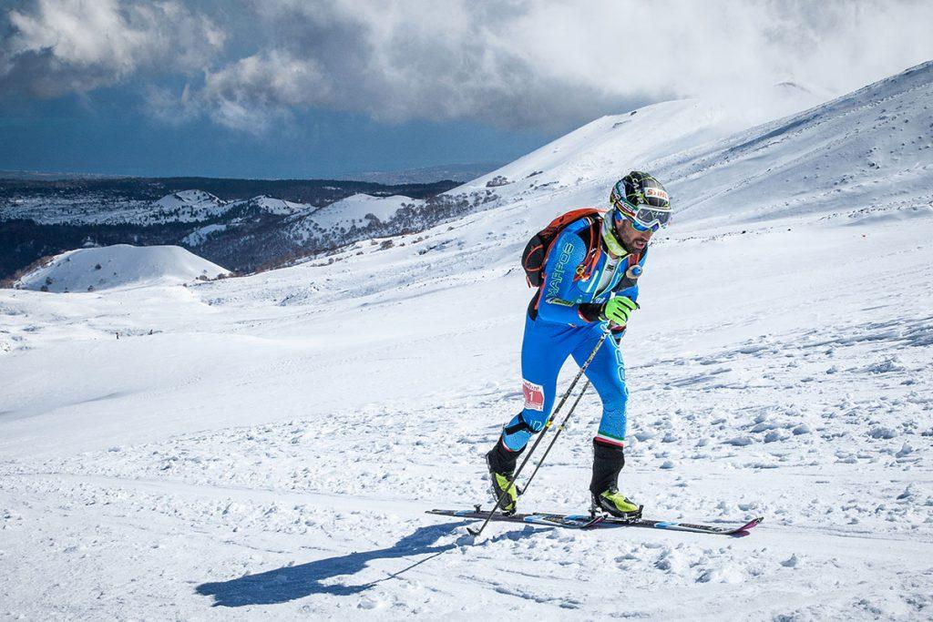 Robert Antonioli, fortissimo scialpinista capace di imprese uniche in Coppa del Mondo, Mondiali, Europei e a La Grande Course.