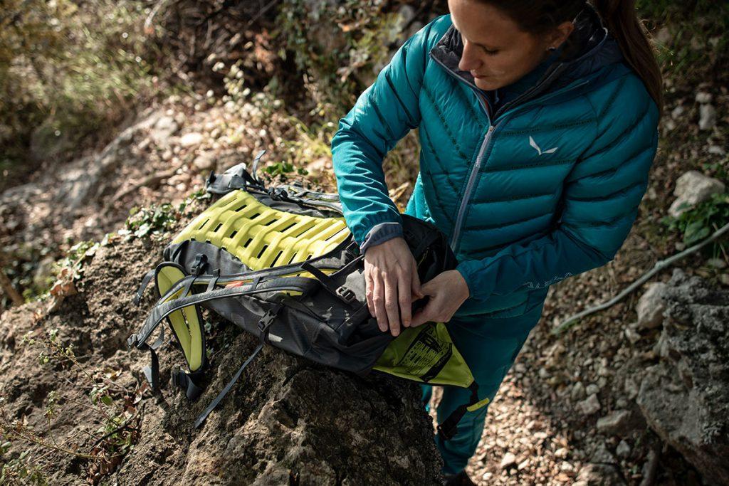 Anna Stöhr: dopo una lunga attività ricca di successi sportivi, la trentenne di Innsbruck ambisce ora iniziare un nuovo capitolo della sua evoluzione alpinistica insieme a Salewa © Daniele Molineris/Storyteller-Labs