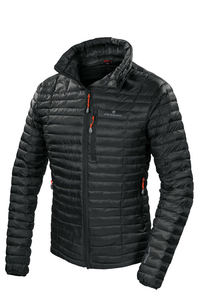 Primaloft Jacket Saguaro Jkt Man by Ferrino is an insulating jacket with innovative Primaloft ThermoPlume filling, consisting of 'flakes' similar to down