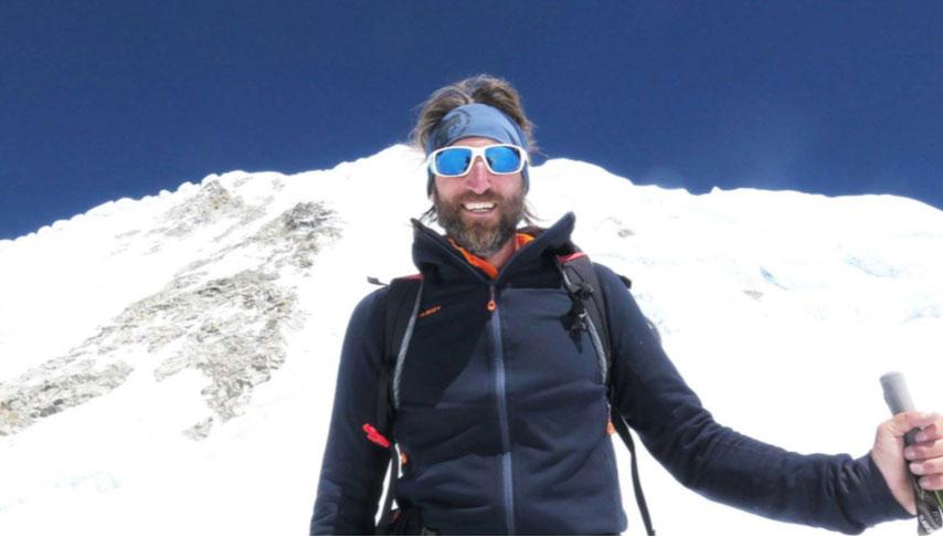 E' ufficiale: parte la collaborazione di Mammut e Elan con Cala Cimenti, di nome Carlalberto, alpinista e freerider d'alta quota.