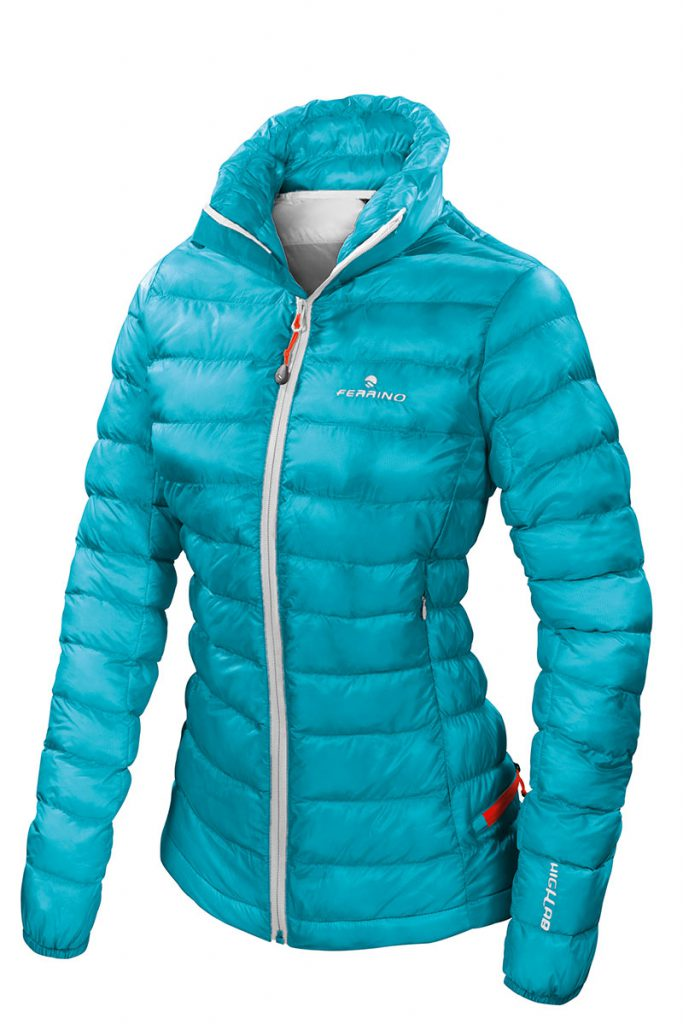 Primaloft Jacket Saguaro Jkt Woman by Ferrino is an insulating jacket with innovative Primaloft ThermoPlume filling, consisting of 'flakes' similar to down