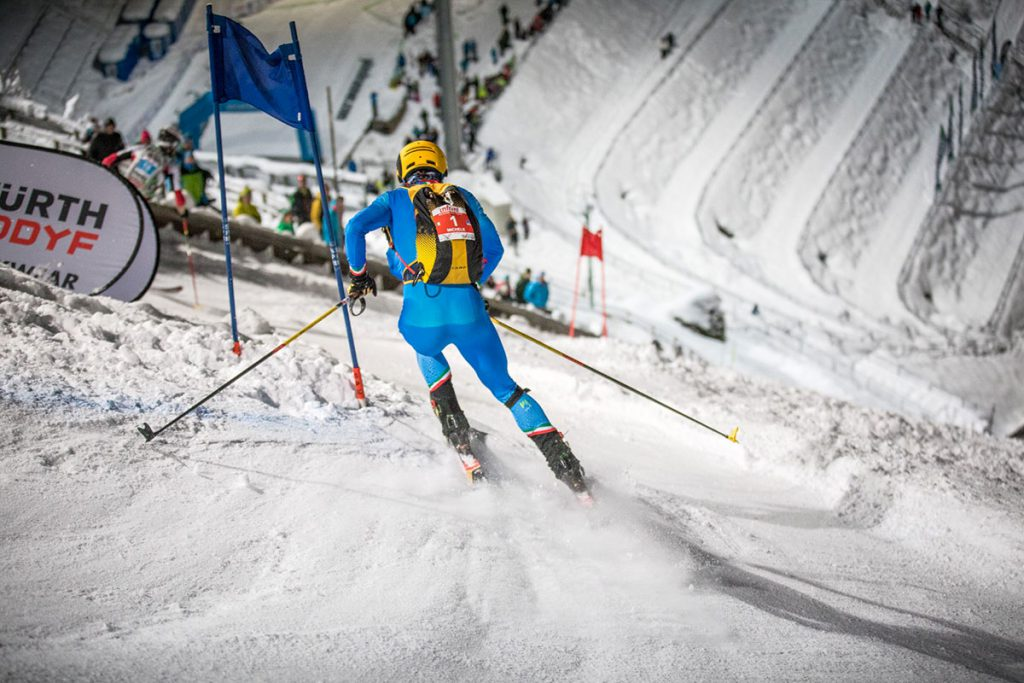 Accordo di co-marketing tra La Sportiva e Camp per la fornitura degli zaini CAMP Rapid e Veloce per gli atleti skialp del Team La Sportiva.