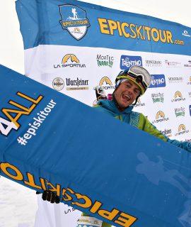 La Sportiva Epic Ski Tour il 22 e 23 febbraio in Val di Fiemme.Due tappe da non perdere tra Alpe Cermis e Bellamonte nel Parco di Paneveggio.Iscrizioni a 79 euro comprensive di un Base Layer UYN personalizzato Epic Ski Tour, mentre venerdì 22 febbraio in mattinata 'pleasure tour' sotto la guida di Omar Oprandi