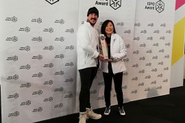 Quest'anno il brand svizzero Mammut si porta a casa ben tre premi ISPO all'interno delle categorie outdoor e snowsports. La SOTA HS Hooded Jacket della collezione sci è stata premiata dalla giuria internazionale come prodotto dell'anno nella categoria Snowsports. Nella categoria Outdoor invece, sono stati premiate la giacca Photic HS Thermo Hooded Jacket e lo zaino Trion Spine 50.