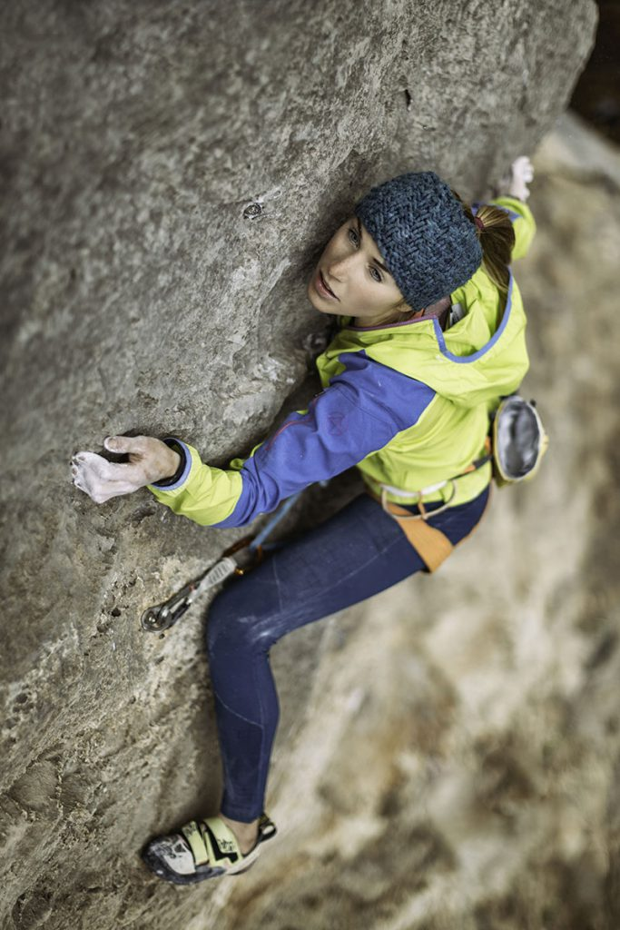 The climber from Turin Federica Mingolla will wear La Sportiva on her new mountaineering projects.