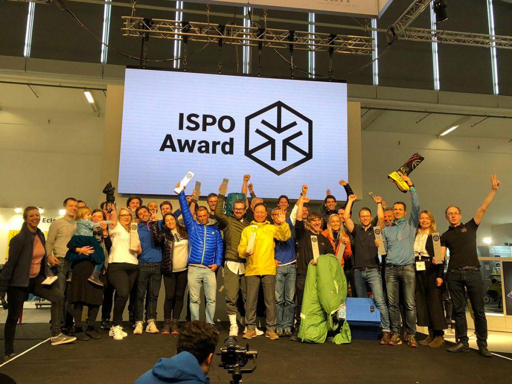 Lo scarpone da alpinismo La Sportiva Olympus Mons Cube è Gold Winner agli ISPO Awards