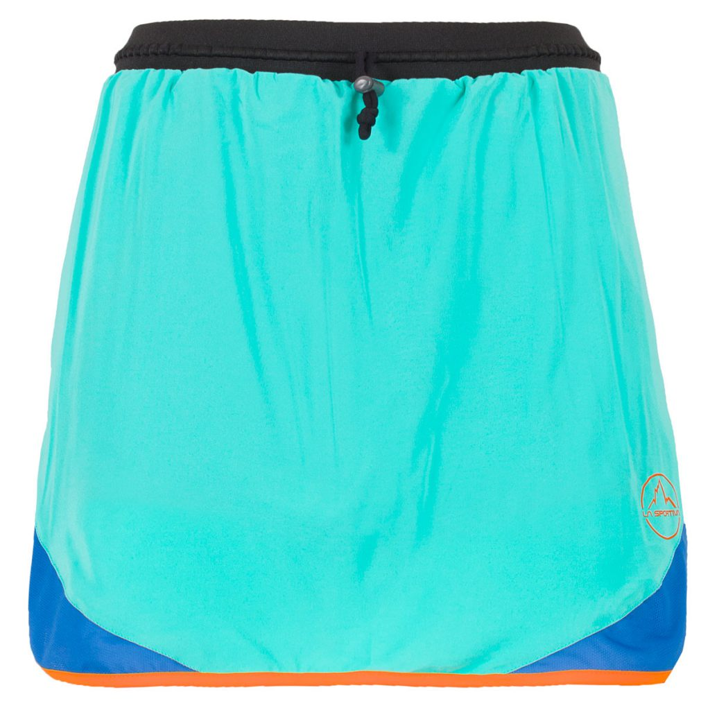 Lightweight, quick-drying and durable trail running skirt La Sportiva Comet Skirt W. Ideal for all the trail running girls out there.