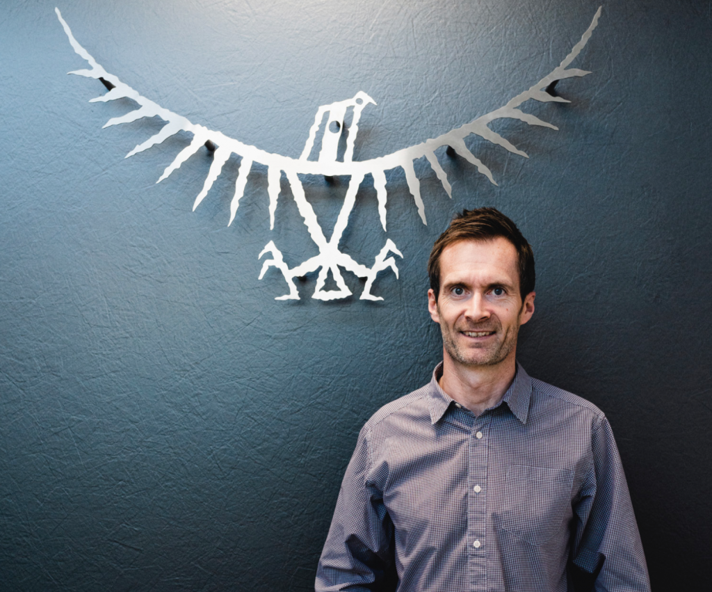 Osprey Packs completa l'acquisizione di Osprey Europe, Rob Wylie annuncia le dimissioni e Jonathan Petty sarà il nuovo Managing Director