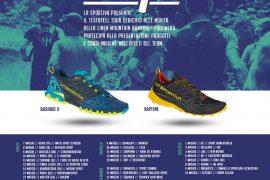 A maggio la seconda edizione di Run-in-Shop, il Test & Feel tour promosso da La Sportiva e dedicato al mondo del trail running.