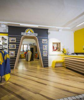 La Sportiva Brand Store: ad aprile due nuove aperture di negozi monomarca per il brand trentino