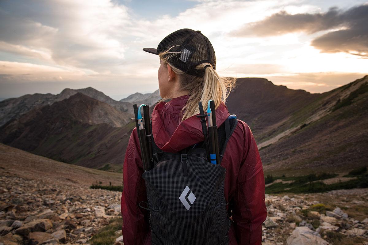 Black Diamond è uno dei leader di mercato a livello mondiale nei settori dell'arrampicata, del fuoripista e delle attrezzature outdoor.