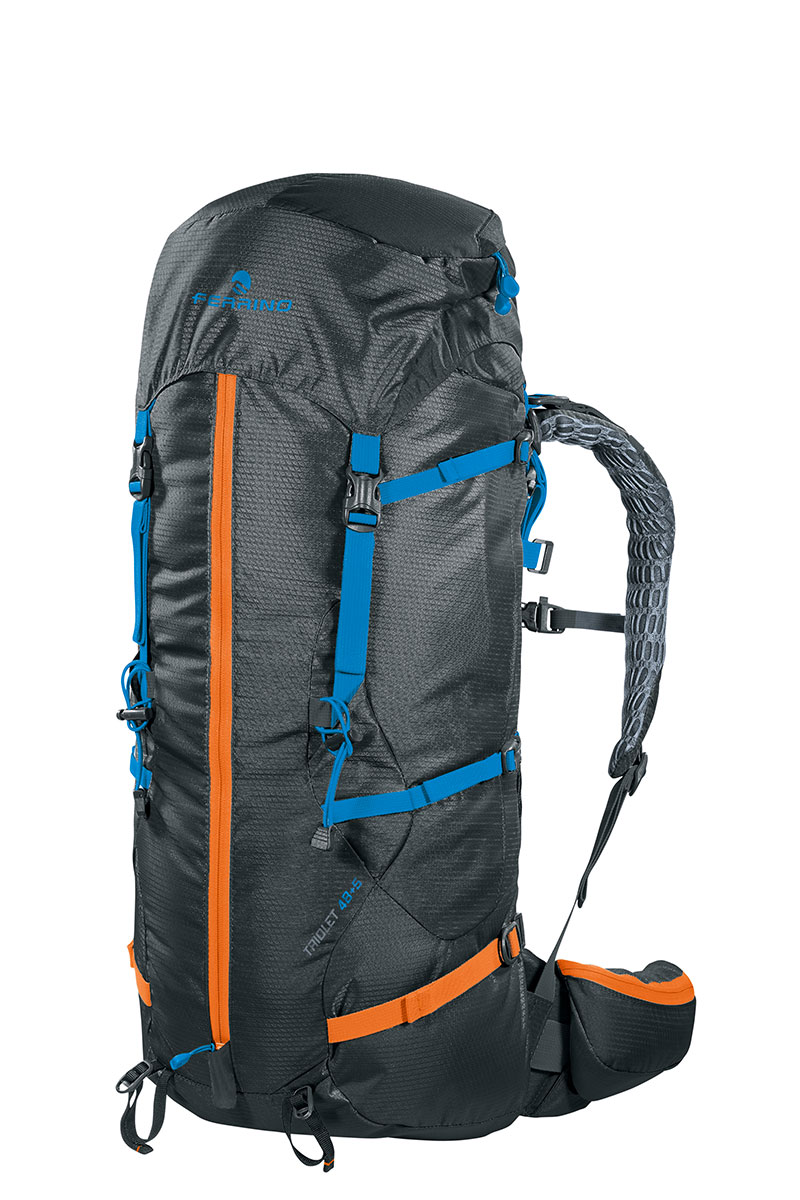 "The ​backpack Ferrino Triolet 48+5 ​has been elected as ""Backpack of the year"" in the category MOUNTAIN"