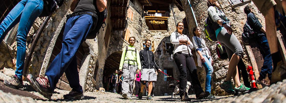 AKU di nuovo insieme ad Adventure Days, il festival internazionale dell'esplorazione dal 10 al 12 maggio 2019 che si terrà al borgo medievale di Canale di Tenno in Garda Trentino.