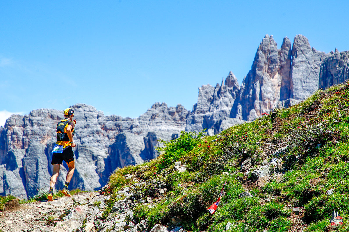 The Lavaredo Ultra Trail powered by La Sportiva will take place from 27 - 30 June 2019 above Cortina around the world-famous Tre Cime di Lavaredo, Dolomites
