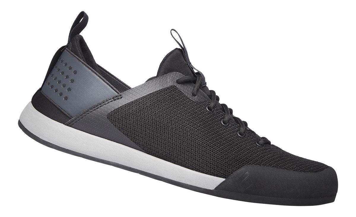 Black Diamond shoe Session: super comfortable, stretch-fit heel for ultra comfort