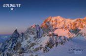 Si è svolta lo scorso 17 giugno il Outdoor Experience Dolomite 2019, in una cornice davvero unica: Skyway Monte Bianco a Courmayeur.