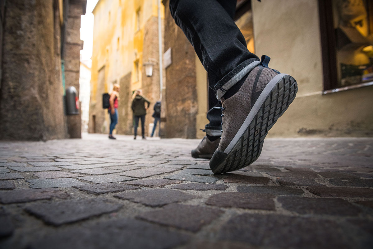 Black Diamond Equipment announces its new performance footwear collection. Shoes for approach, scrambling and lifestyle that extend the climbing shoe line.