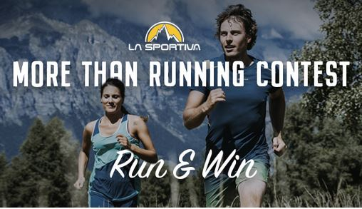 "La Sportiva launch the ""more than running"" photo contest to give the chance of sharing ones passion for off road racing with those who will not be in Cortina."