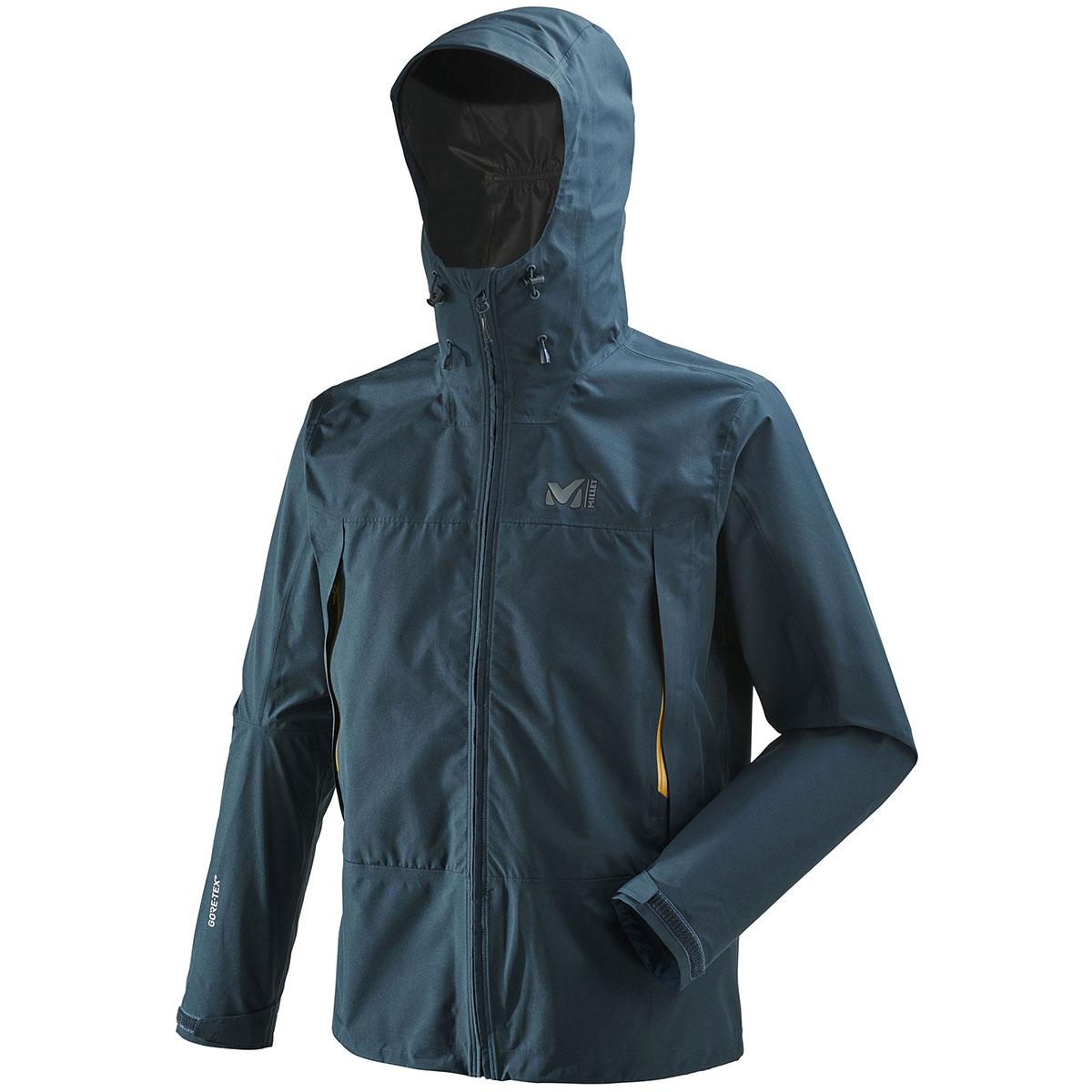 Giacca in Gore-Tex Millet Grays Peak GTX JKT, ideale per il trekking e camminare in montagna. Leggero e comprimibile, estremamente traspirante