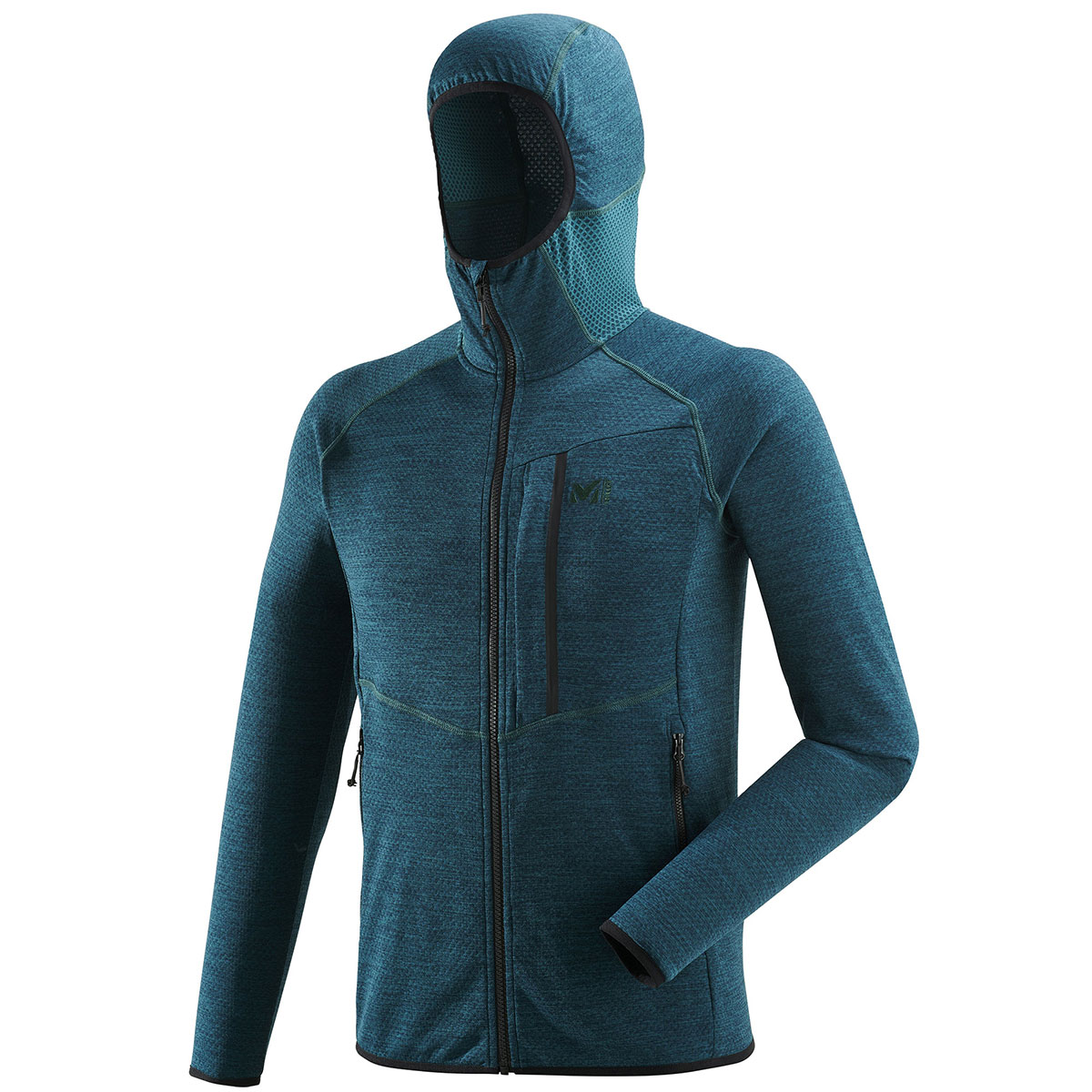 Lightweight fleece jacket for summer Millet Lokka Hoodie