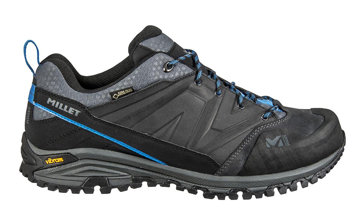 Scarponcino da trekking Hike Up GTX di Millet per camminare in montagna con membrana GORE-TEX®, impermeabile e traspirante e suola Vibram