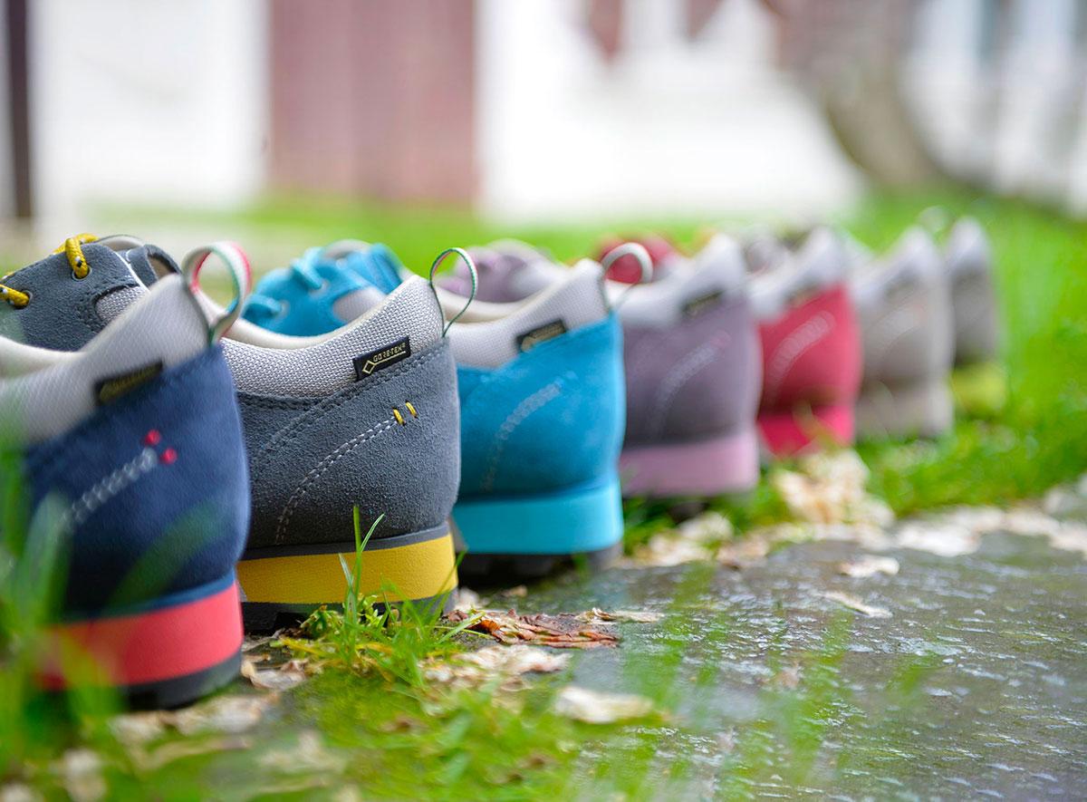 Le calzature Dolomite arrivano al MICAM