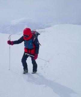 Millet e Francesco Ratti: l'obiettivo nuovo è confrontarsi con due impegnative montagne in Nepal. Il Pangpoche (6.620 mt), una montagna di oltre seimila metri che ad oggi risulta ancora inviolata