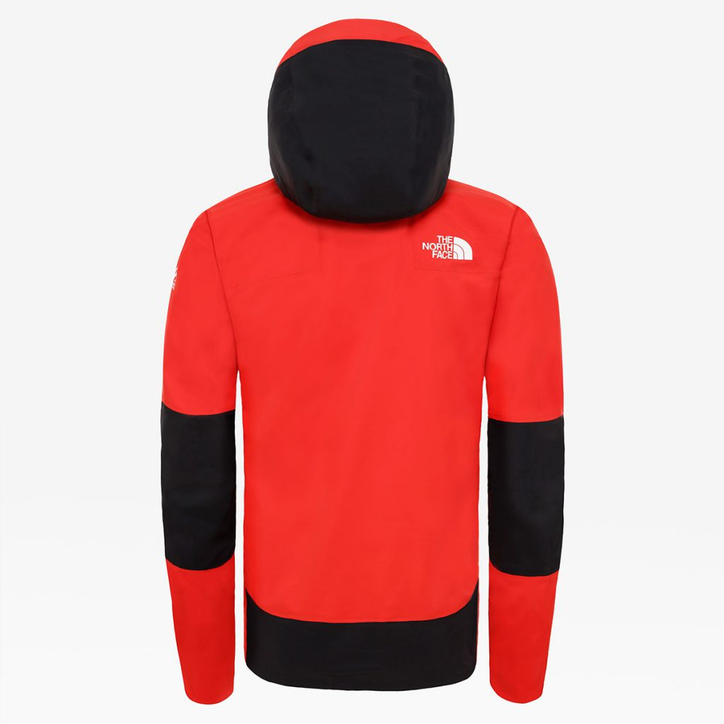 Men's Summit L5 Futurelight mountaineering jacket by The North Face with the highest level of durable, breathable and waterproof protection.