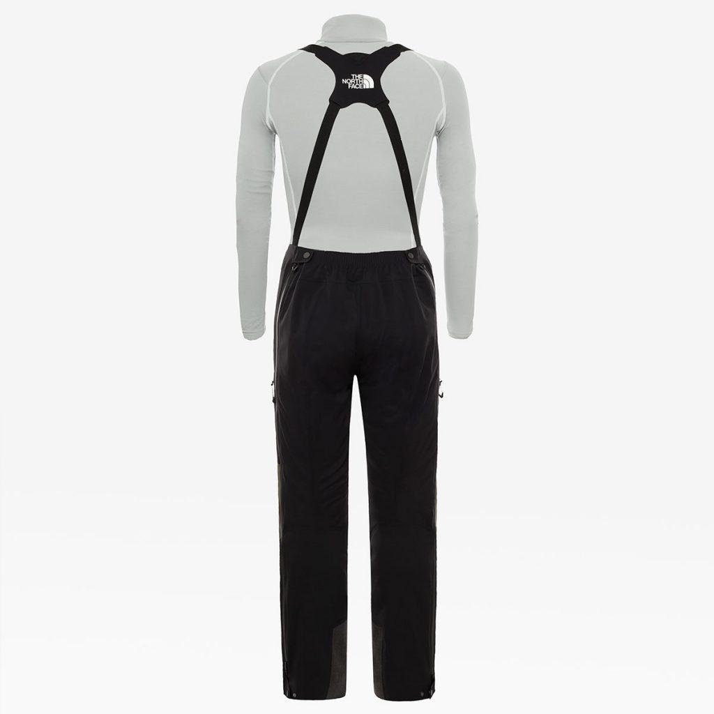 Pantaloni da sci salopette Uomo con cerniera integrale, la Summit L5 di The North Face è ideale per le condizioni di montagna più estreme.