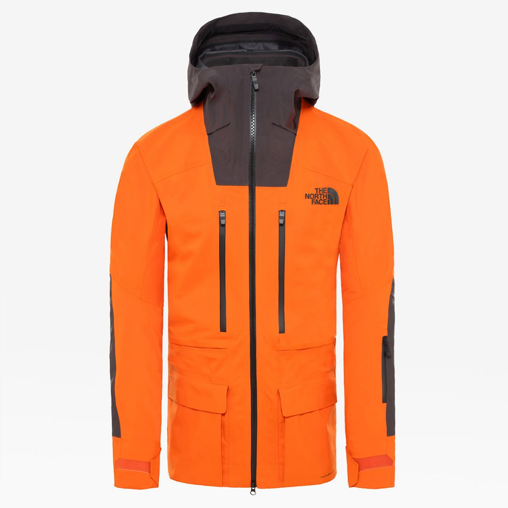 Giacca da sci The North Face A-CAD in Futurelight, il nuovo e rivoluzionario materiale traspirante ed impermeabile per l'outdoor.