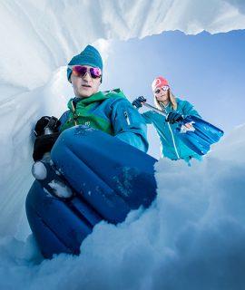 Garmin e Ortovox, due aziende, un solo obiettivo: la sicurezza in montagna. Le due aziende insieme ai corsi Safety Academy per la sicurezza sulla neve.