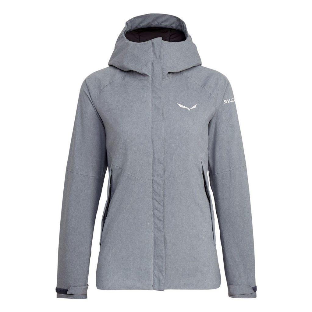 Una giacca trekking donna impermeabile, antivento e isolante con tecnologia TirolWool® Celliant® termo-riflettente, per restare al caldo più a lungo