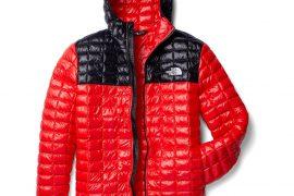 The North Face presenta la sua nuova giacca Thermoball Eco. Calda sulla pelle. Amica dell'ambiente