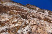 Il Pilastro della Tofana di Rozes. Il ricordo di Manrico Dell'Agnola della sua ripetizione della Costantini - Apollonio, una delle vie d'arrampicata più famose e ripetute delle Dolomiti