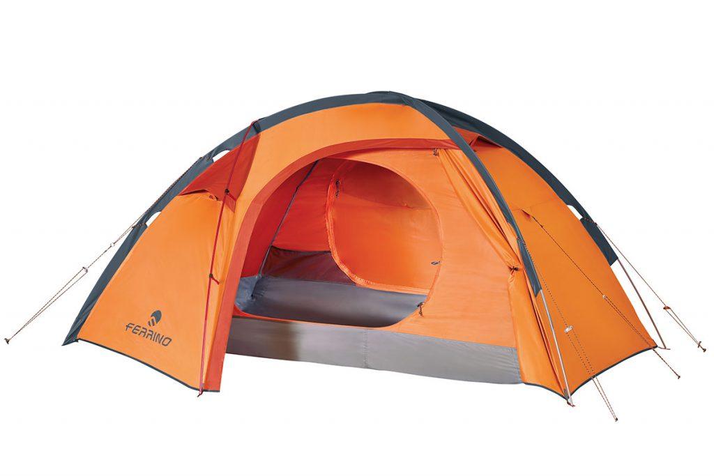 La nuova tenda Ferrino 4 stagioni Trivor