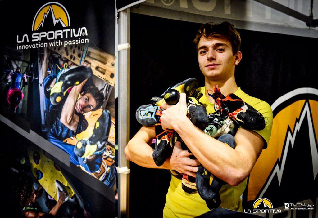 Con oltre 70 tappe in tutt'Europa, torna il La Sportiva Climb-in-GYM Tour!