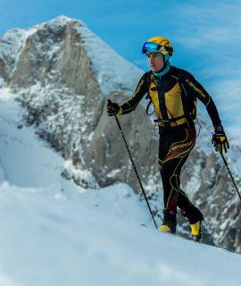 La Sportiva Storyteller incontra Michele Boscacci in un nuovo video per raccontare la storia oltre il campione di scialpinismo © Matteo Pavana