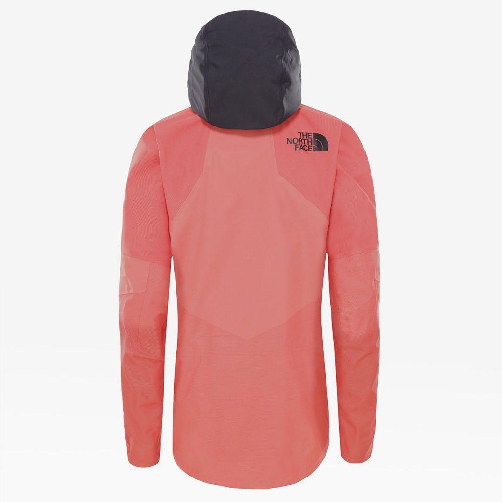 Giacca montagna donna Brigandine di The North Face in Futurelight, il materiale impermeabile e traspirante per l'outdoor più avanzato