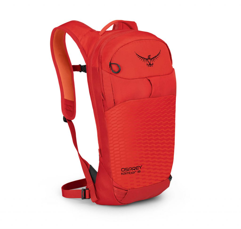 Snowboard & ski backpack Osprey Kamber 16: built to perform in the toughest mountain conditions,