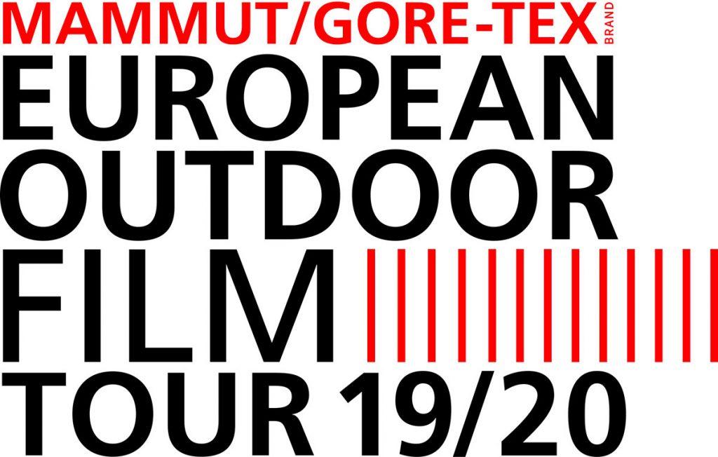 European Outdoor Film Tour con Mammut, il più grande film festival outdoor d'Europa con più di 500 serate in 20 paesi diversi.