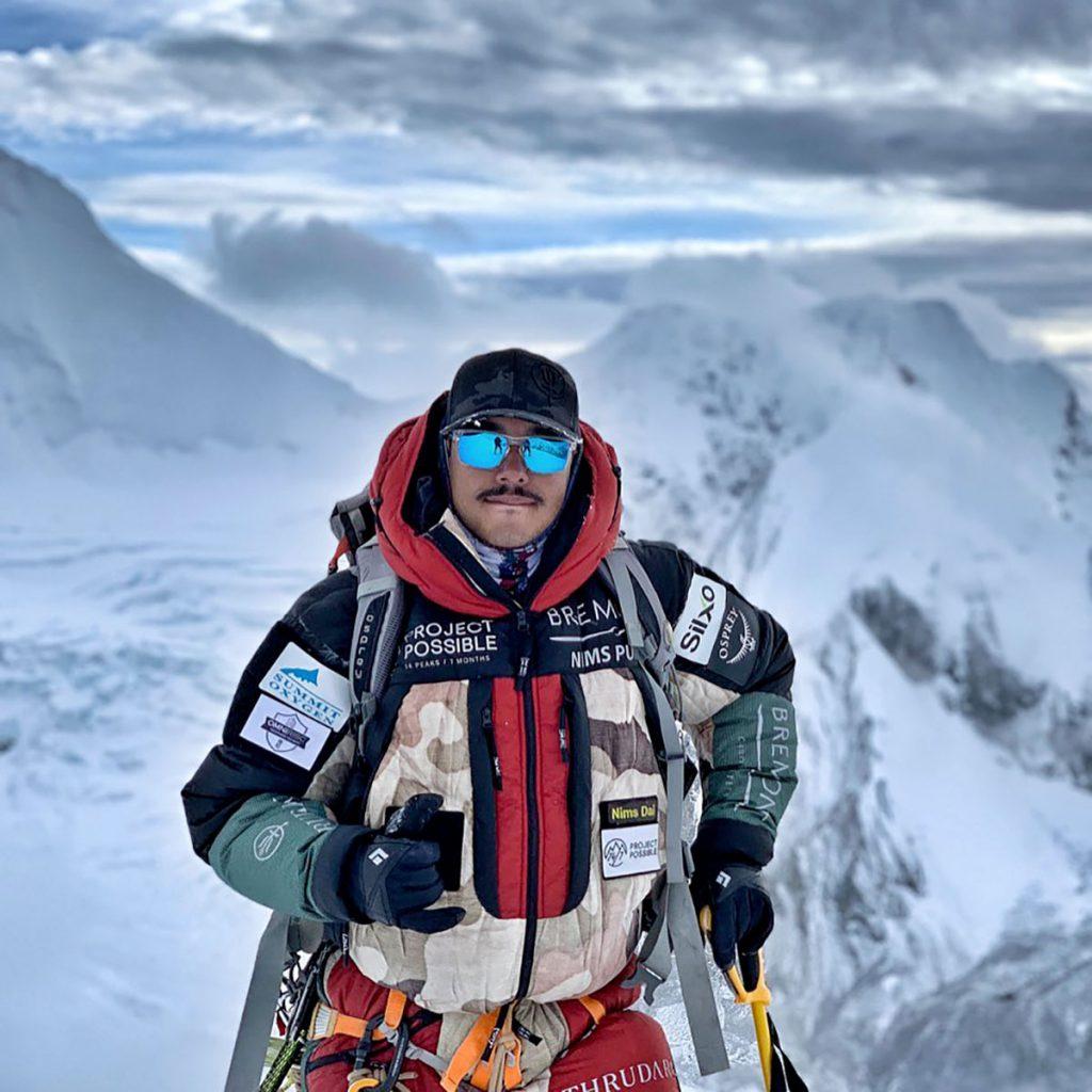 Nirmal Nims Purja scrive la storia dell'alpinismo con Project Possible, la scalata di quattordici 8000 in sette mesi.